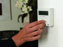 Installation thermostat