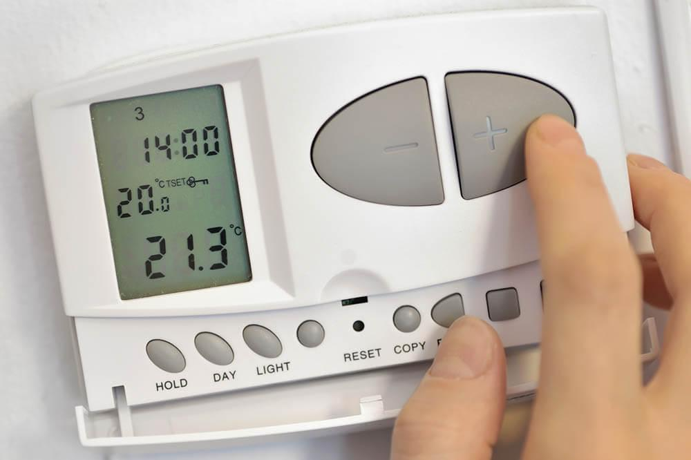 Remplacement thermostat bruxelles chauffage